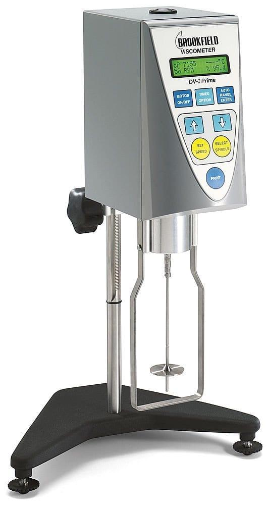 Brookfield viscometer test method development for Paint viscosity tester